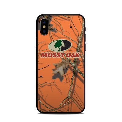 Apple iPhone X Skin - Break-Up Lifestyles Autumn