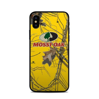 Apple iPhone X Skin - Break-Up Lifestyles Cornstalk
