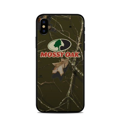 Apple iPhone X Skin - Break-Up Lifestyles Dirt