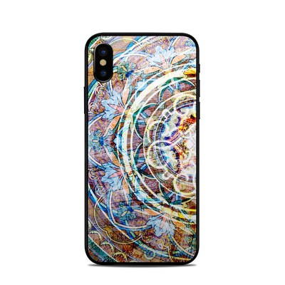 Apple iPhone X Skin - Mystical Medallion