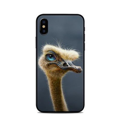 Apple iPhone X Skin - Ostrich Totem
