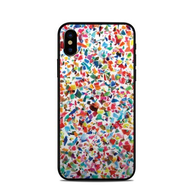 Apple iPhone X Skin - Plastic Playground