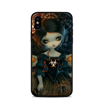 Apple iPhone X Skin - Pestilence