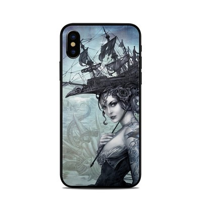 Apple iPhone X Skin - Raventide