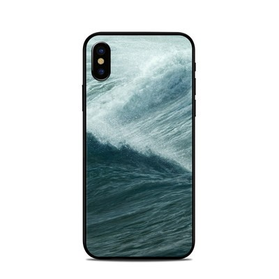 Apple iPhone X Skin - Riding the Wind