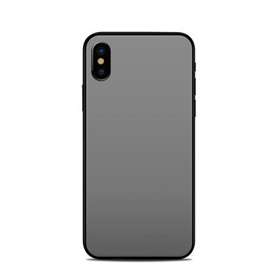 Apple iPhone X Skin - Solid State Grey