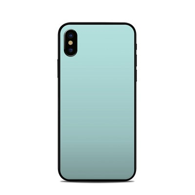 Apple iPhone X Skin - Solid State Mint