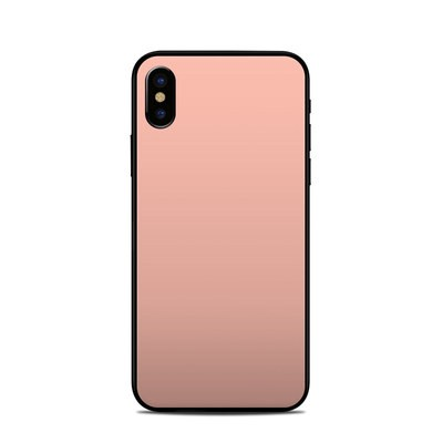 Apple iPhone X Skin - Solid State Peach