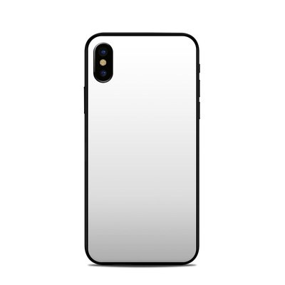 Apple iPhone X Skin - Solid State White