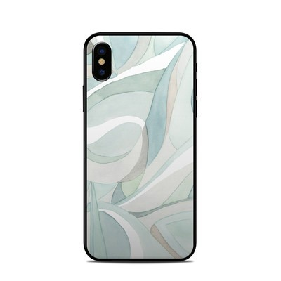 Apple iPhone X Skin - Swirl