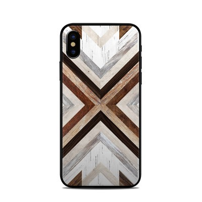 Apple iPhone X Skin - Timber
