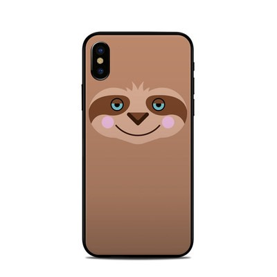 Apple iPhone X Skin - Turbo the Sloth