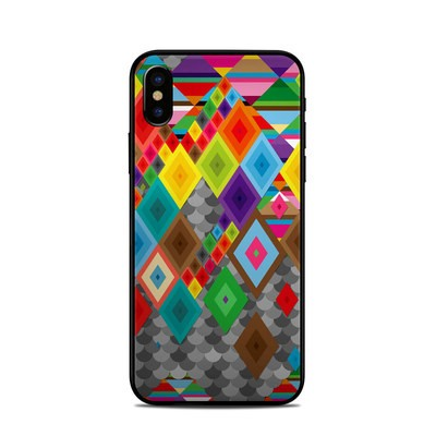 Apple iPhone X Skin - Uprising