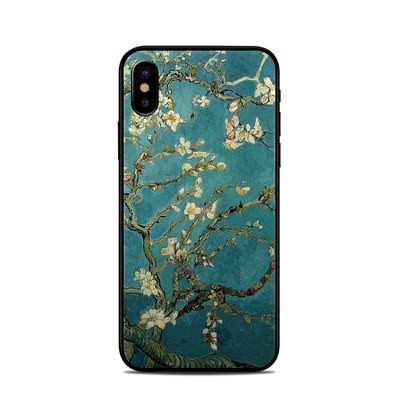 Apple iPhone X Skin - Blossoming Almond Tree