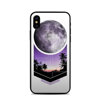 Apple iPhone X Skin - Watcher Above