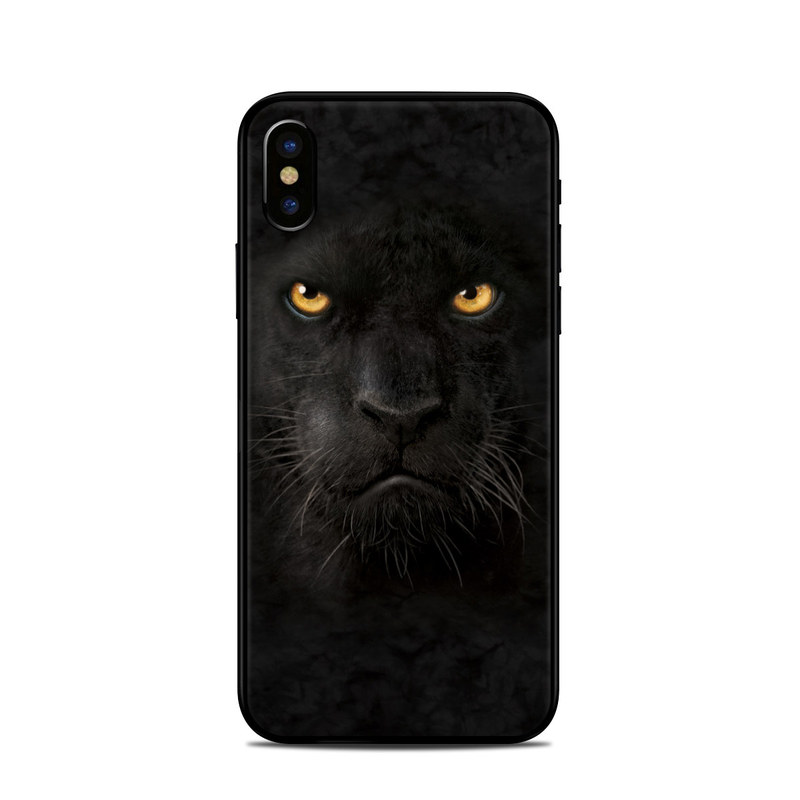 Apple Iphone X Skin Black Panther By The Mountain Decalgirl