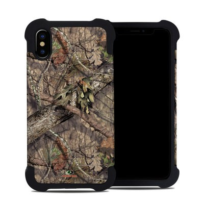 Apple iPhone X Bumper Case - Break-Up Country