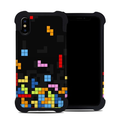 Apple iPhone X Bumper Case - Tetrads