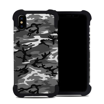 Apple iPhone X Bumper Case - Urban Camo