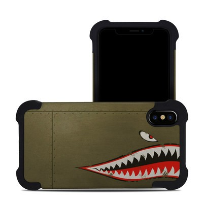 Apple iPhone X Bumper Case - USAF Shark