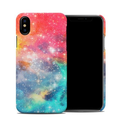 Apple iPhone X Clip Case - Galactic