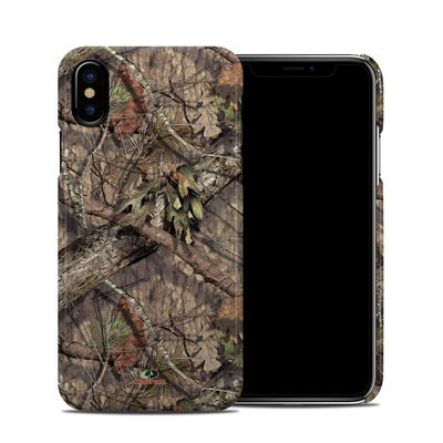 Apple iPhone X Clip Case - Break-Up Country