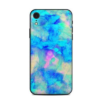 Apple iPhone XR Skin - Electrify Ice Blue