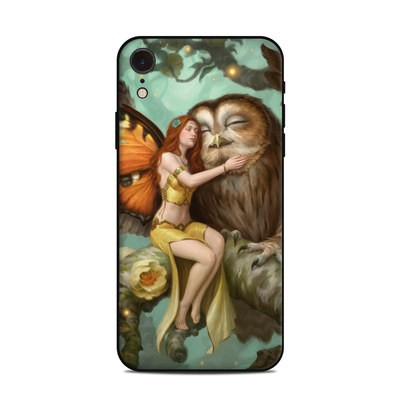 Apple iPhone XR Skin - Fairy and Owl