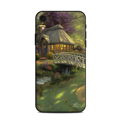 Apple iPhone XR Skin - Friendship Cottage