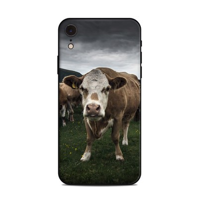 Apple iPhone XR Skin - Herding