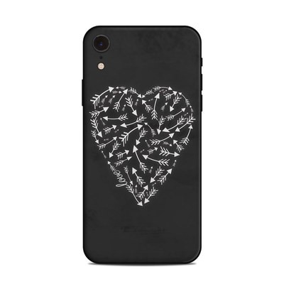 Apple iPhone XR Skin - Love Me Not