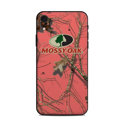 Apple iPhone XR Skin - Break-Up Lifestyles Salmon