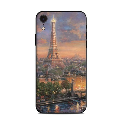 Apple iPhone XR Skin - Paris City of Love