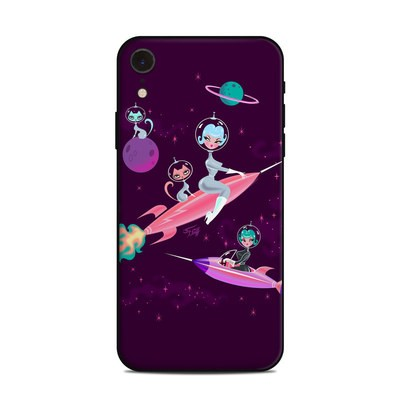 Apple iPhone XR Skin - Rocket Girl
