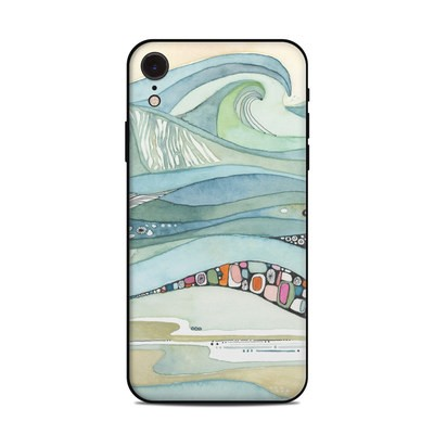 Apple iPhone XR Skin - Sea of Love