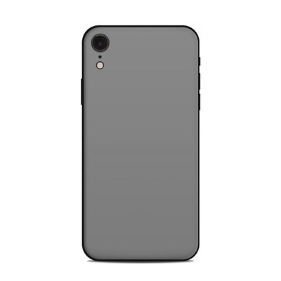 Apple iPhone XR Skin - Solid State Grey