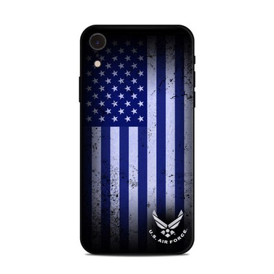 Apple iPhone XR Skin - USAF Flag
