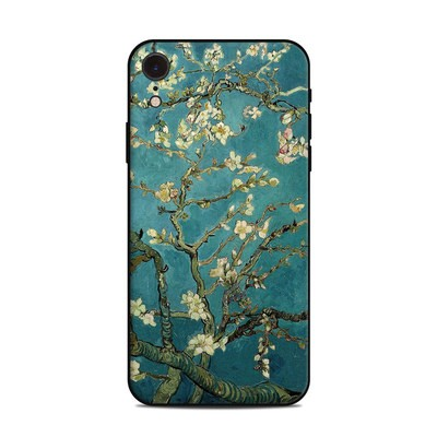 Apple iPhone XR Skin - Blossoming Almond Tree