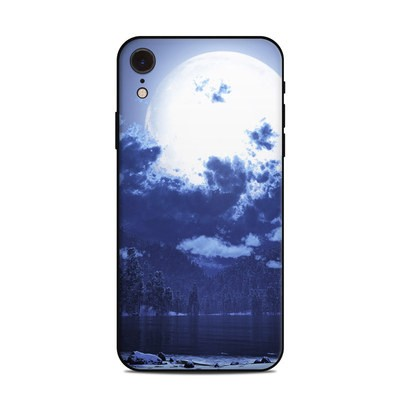 Apple iPhone XR Skin - Wintermoon