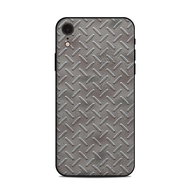 new styles d2f0f b33d0 Apple iPhone XR Skin - Industrial by DecalGirl Collective