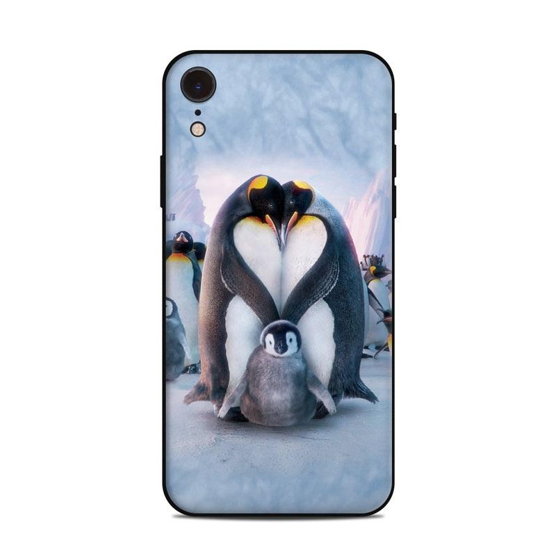 iphone xr case penguin