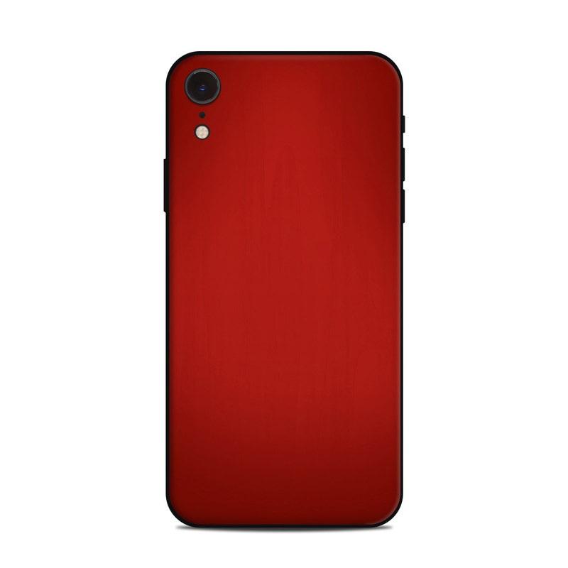 iPhone Xr Skin - Red Burst - Sticker Decal | eBay