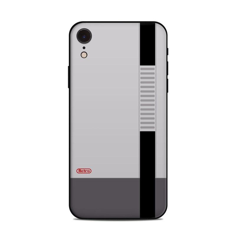 Apple IPhone XR Skin - Retro Horizontal By Retro