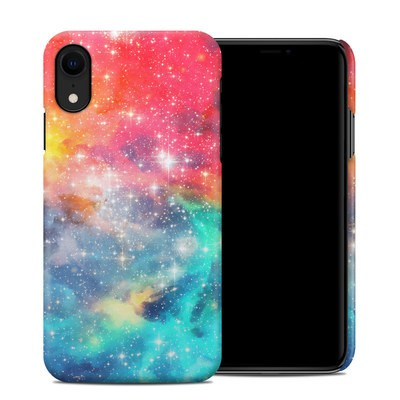 Apple iPhone XR Clip Case - Galactic