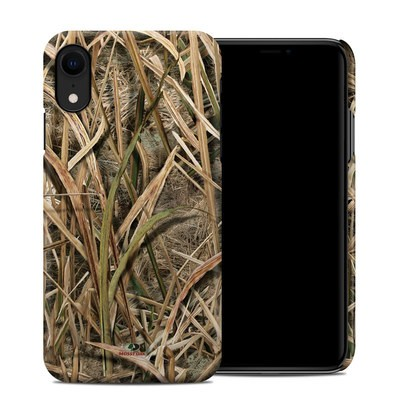 Apple iPhone XR Clip Case - Shadow Grass Blades