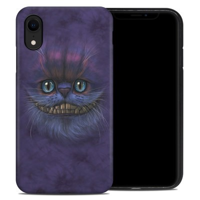 Apple iPhone XR Hybrid Case - Cheshire Grin