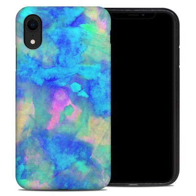 Apple iPhone XR Hybrid Case - Electrify Ice Blue