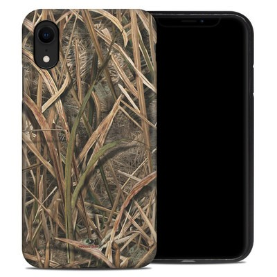 Apple iPhone XR Hybrid Case - Shadow Grass Blades