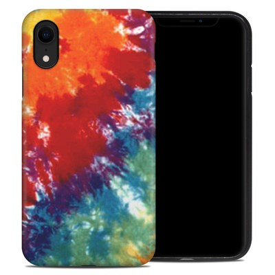 Apple iPhone XR Hybrid Case - Tie Dyed