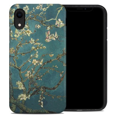 Apple iPhone XR Hybrid Case - Blossoming Almond Tree